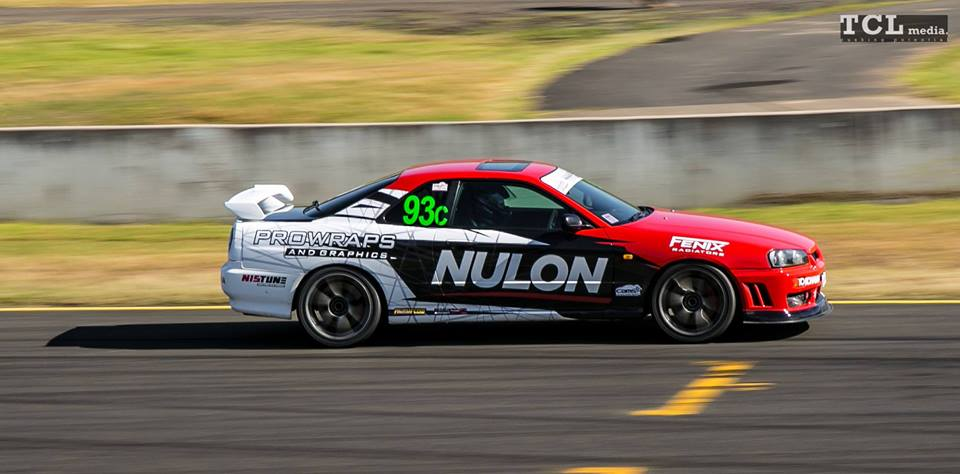 Tim Burt R34 GTT Intima